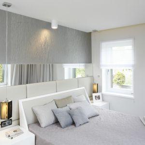 Modna Sypialnia Ciekawe Pomysły Na ścianę Za łóżkiem