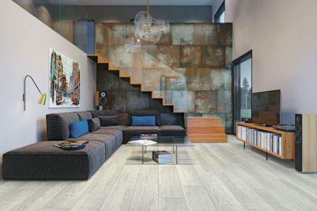 Płytki ceramiczne - nowe kolekcje inspirowane drewnem i geometrią