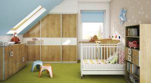 Dziecko szybko rośnie, a jego potrzeby systematycznie się zmieniają, dlatego podczas urządzania dziecięcego pokoju warto skorzystać z funkcjonalnych rozwiązań, które sprawią, że pokój będzie rósł wraz z dzieckiem.