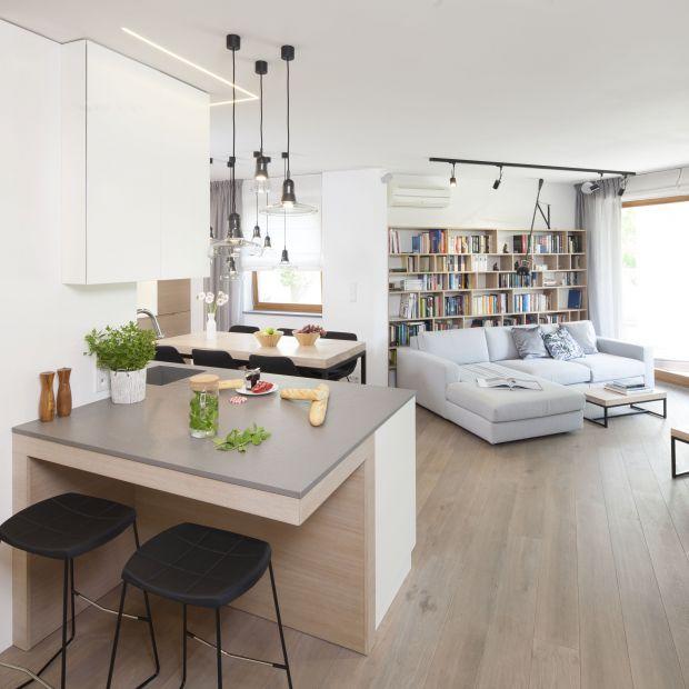 Nowoczesne mieszkanie w Warszawie - tak wygląda po remoncie