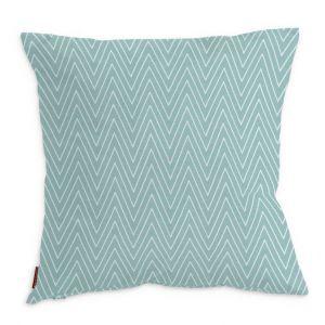 Poszewka na poduszkę Kinga z modnym, geometrycznym wzorem. Fot. Dekoria