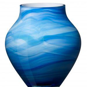 Oronda to kolekcja barwnych wazonów szklanych. Fot. Villeroy&Boch