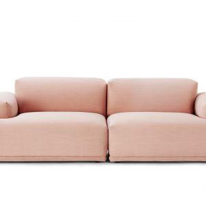 Sofa Connect w modnej skandynawskiej formie. Fot. Muuto