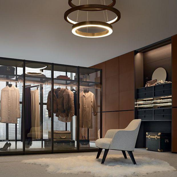 Garderoba w domu - zobacz nowoczesne rozwiązania