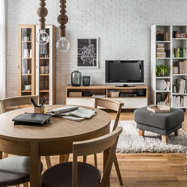 10 pomysłów na meble do salonu w skandynawskim stylu