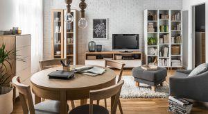 Styl skandynawski na dobre zagościł w naszych domach. Dzięki tym meblom aranżacja salonu będzie modna, a wnętrze niezwykle funkcjonalne.