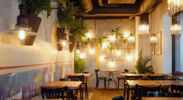 Klimatyczna restauracja tuż przy Wiśle