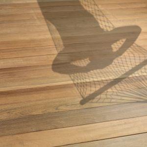 Drewno egzotyczne Cumaru. Fot. DLH