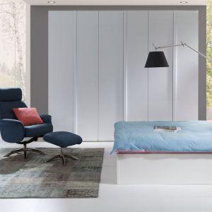 Kolekcja mebli do sypialni Italia optycznie powiększy wnętrze. Fot. Salony Agata
