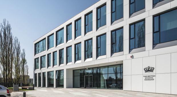 Nowy kampus The British School. Zobacz jego wnętrze