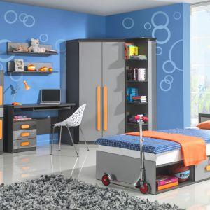 Kolekcja Play. Urządzenie pokoju nastolatka to duże wyzwanie. Musi on łączyć w sobie ciekawy wygląd i funkcjonalność. Fot. Salony Agata