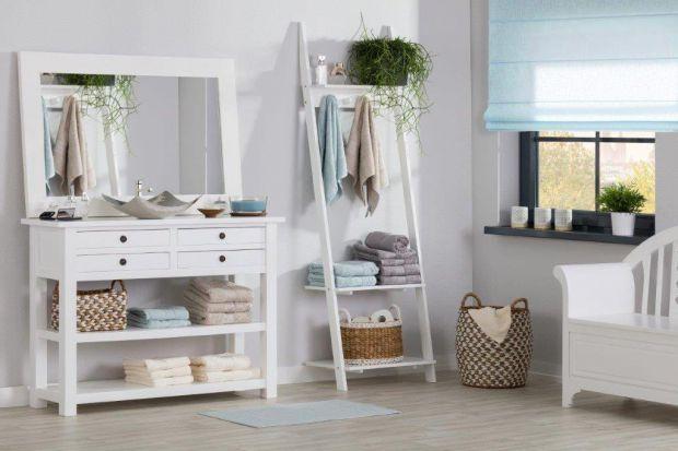 Modna łazienka. 5 dodatków, które odmienią wnętrze