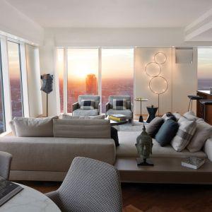 Złota 44 to jedyny budynek w Polsce oferujący apartamenty położone powyżej 50. piętra. Fot. materiały prasowe