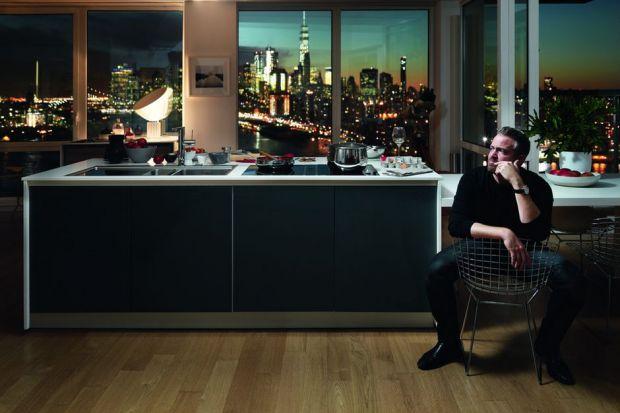 Kreatywna kuchnia projektanta Marca Thorpe - zobacz jej wyposażenie