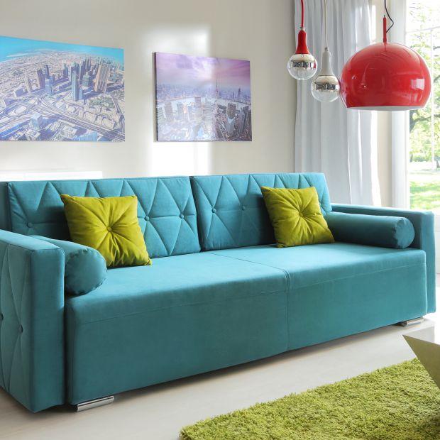 Sofa do salonu. Modne modele za mniej niż 3 tysiące
