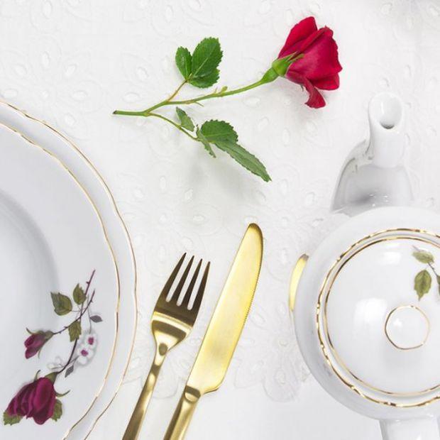 Piękna porcelana - zobacz kolekcję z motywem róż
