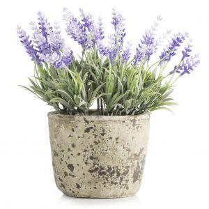 Kwiat dekoracyjny Lawenda, 56 zł. Fot. Eurofirany