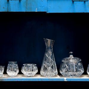 Kolekcja Etno. Fot. Huty Szkła Kryształowego Julia
