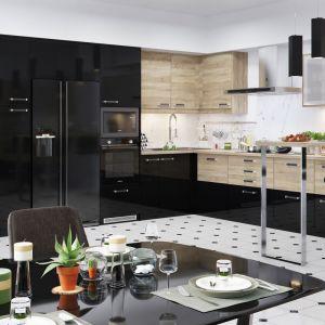 Minimalizm w kuchni. Fot. Agata