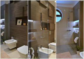 Apartament Brzozowa Aleja - łazienka