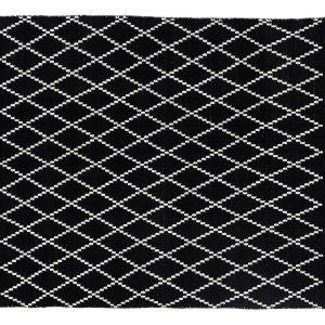 Dwustronny, ręcznie tkany DYWAN ze stylowym, abstrakcyjnym wzorem dostępny w trzech wymiarach. Fot. Halens