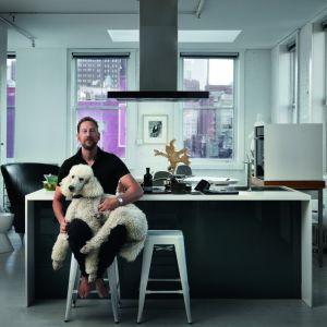 Projektant Jeffrey Goodman ambasadorem marki Franke. Fot. Franke