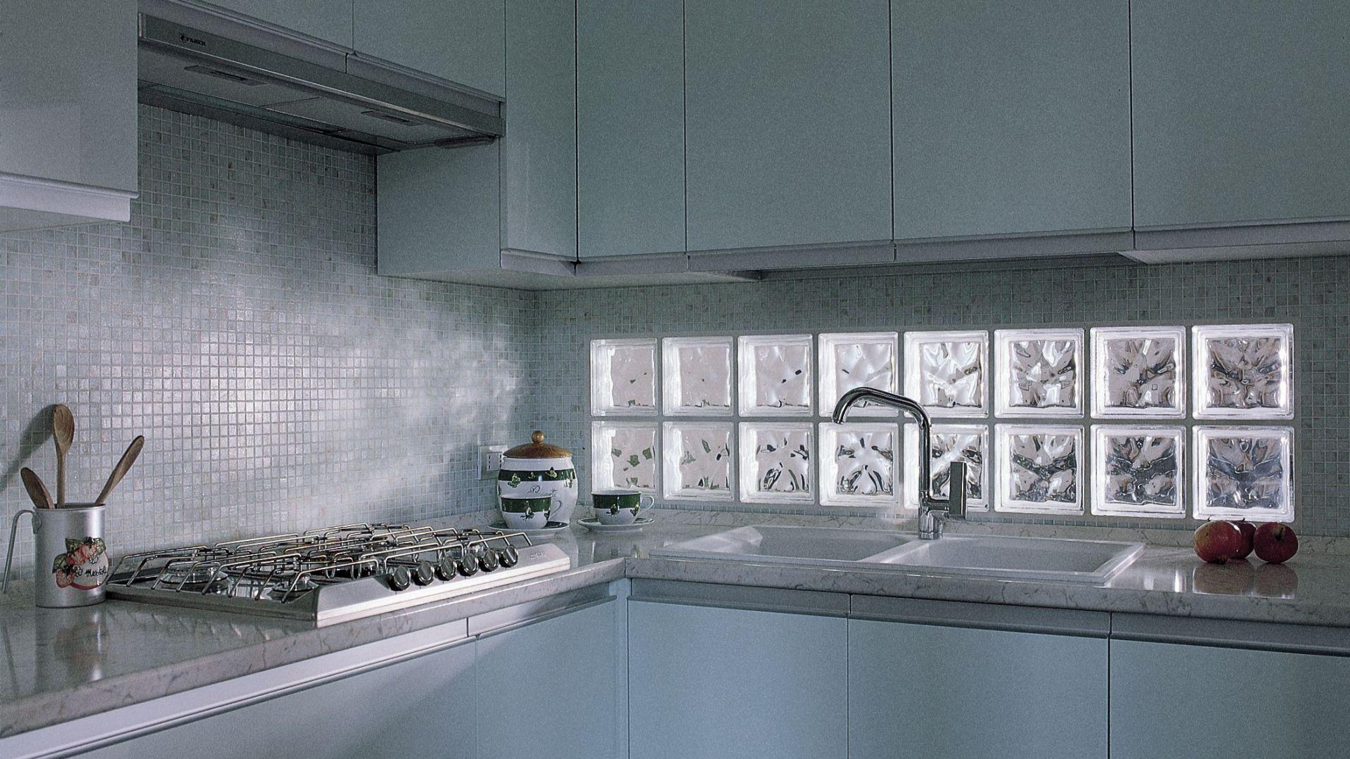Luksfery Seves w kuchni. Fot. Nomos