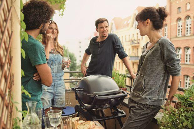 Nawet jeśli nie mieszkamy w domu z ogrodem, możemy grillować regularnie.