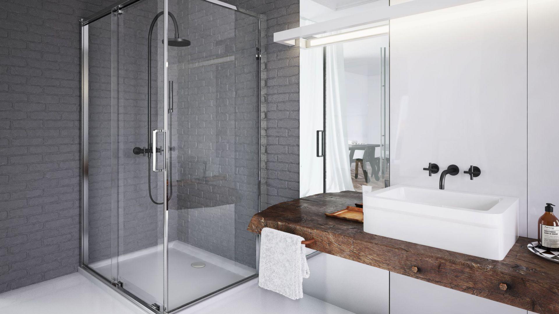 Szara łazienka Pomysły Na Aranżacje