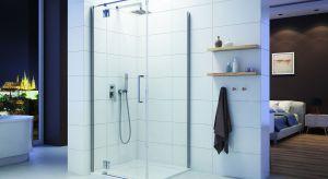 Jedną z najnowszych propozycji w ofercie marki Sanplastsą kabiny prysznicowe narożne kwadratowe lub prostokątne KNDJ2L(P)/SPACE, występujące w wersji lewej lub prawej. Charakterystyczną cechą tych produktów jest 200 cm wysokość, przestronnoś