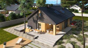 Daniel IV G2 to dom, który skradnie serca miłośników nowoczesnego designu. Posiada wspaniałe, otwarte wnętrze, oryginalną fasadę i świetnie zorganizowany układ funkcjonalny.