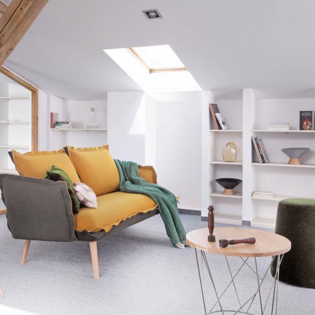 Meble do salonu - sofa idealna do wypoczynku
