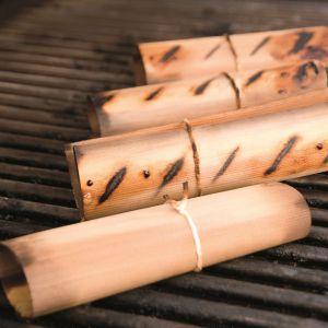 Papier olchowy Wood Wraps. Fot. Weber