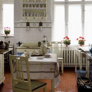 Kuchnia w stylu lat 20. XX wieku. Fot. Hafele