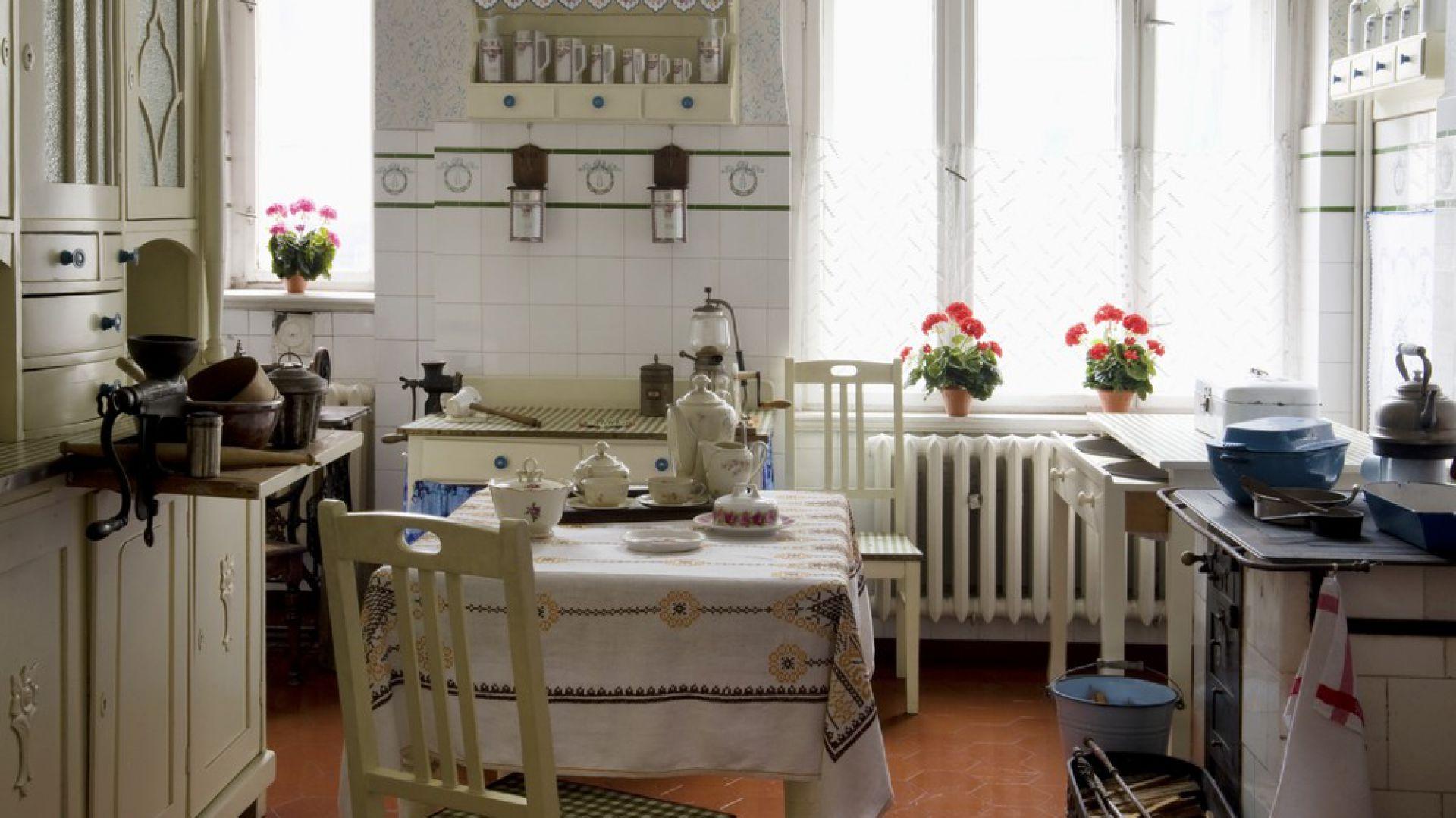 Aranzacja Kuchni Zobacz Jak Sie Zmieniala Na Przestrzeni 100 Lat