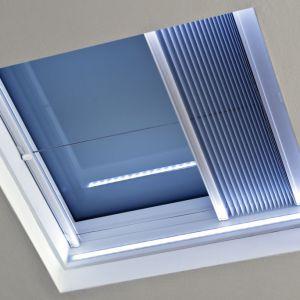 Roleta do okien na dach płaski. Fot. Okpol