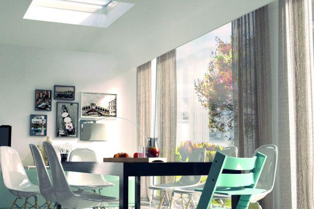 Sposób na upał: wybierz dobre rolety do okien dachowych