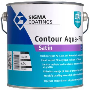 Farba. Sigma Contour Aqua PU z innowacyjną technologią LTA+. Fot. Sigma Coatings