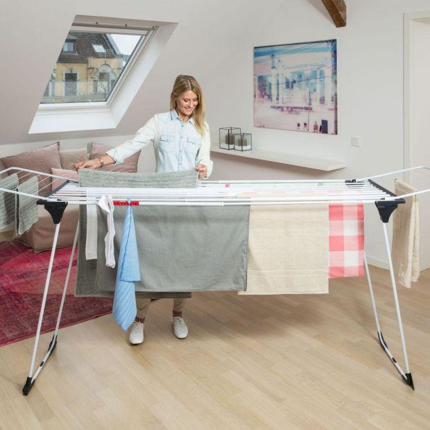 Praktyczne suszarki na pranie. Zobacz nowości