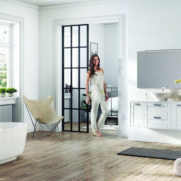 Jasna łazienka - wybierz meble w stylu skandynawskim