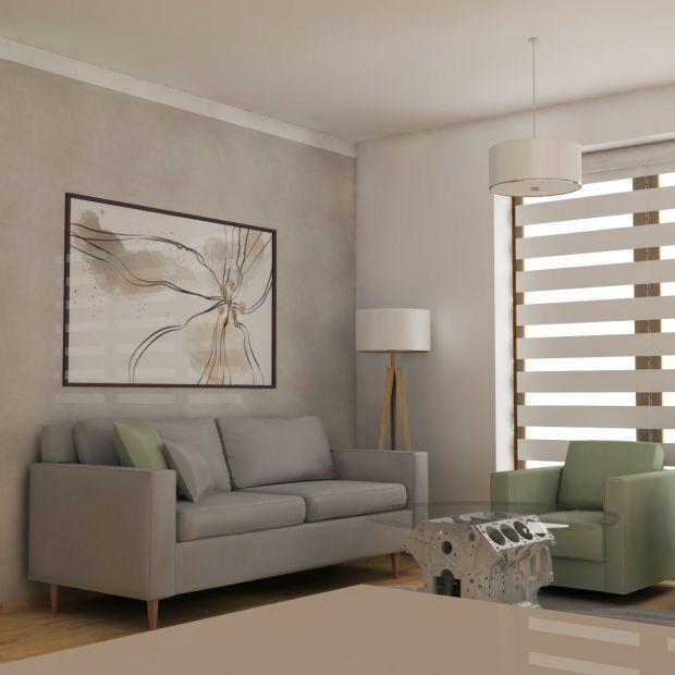 Przytulne mieszkanie - pomysł na aranżację