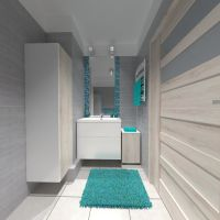 Wizualizacja łazienki w Krakowie