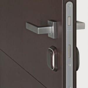 Bezpieczne i ciche drzwi Opera Bit. Fot.  Agas