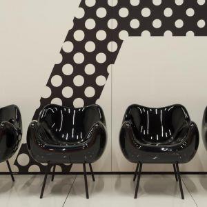 Fotel RM58 marki VZÓR projektu Romana Modzelewskiego. Fot. Euforma