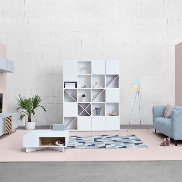 Meble do salonu - zobacz nowe kolekcje w stylu minimalistycznym