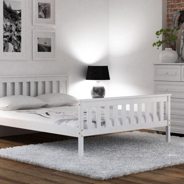 Meble do sypialni minimalisty - wybieramy kolor łóżka