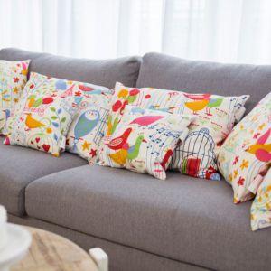 Jak dobierać poduszki dekoracyjne. Fot. Wendre