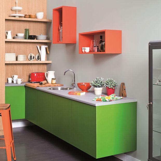 Barwne aranżacje: wybieramy kolor ścian