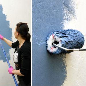 Malowanie balkonu. Fot. Bondex/Pani to potrafi