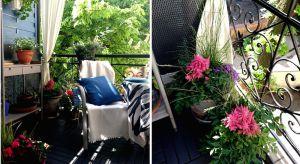 Kwiaty, leżaki, piękne meble - tak wygląda obraz wielu współczesnych balkonów w mieście. Na szczęście straciły już status przysłowiowej graciarni. Zobaczcie pomysły na aranżację pięknego miejskiego balkonu.